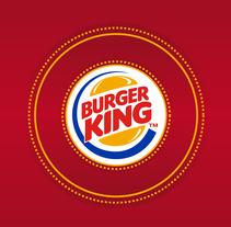 Burger King. A Advertising project by Andrea Aguilar Jiménez - Oct 26 2011 11:34 AM