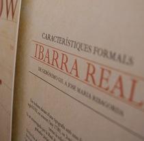 Ibarra Real, mera difusión.. A Design project by JimboGraphics         - 31.10.2011