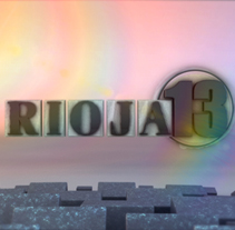 Rioja 13. A Design, Motion Graphics, Illustration, Film, Video, TV, and 3D project by Antonio Amián - Nov 02 2011 06:26 PM