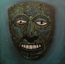 ''LaMascara''. Um projeto de Ilustração de Natxo  Ramirez Garcia - 08-11-2011