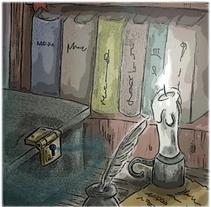 La elección de esposa. Un proyecto de Diseño e Ilustración de Mimi Drago - 04-11-2011