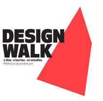 Design Walk Madrid 2011. A Design project by Barfutura  - 08-11-2011