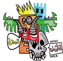 logotipo daos publicitat. A Design&Illustration project by ximo cerdá peréz - 08-11-2011