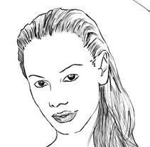 Línea clara. Un proyecto de Ilustración de AOH  - 10.11.2011
