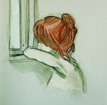 No Faces. A Illustration project by Sara Peláez - 24-11-2011