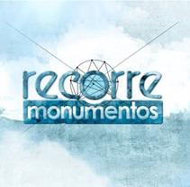 RECORRE MONUMENTOS. Um projeto de Design, Motion Graphics e Cinema, Vídeo e TV de Ana Nuñez         - 02.12.2011