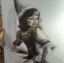 retrato. Un proyecto de  de Yohana Soldevilla   Agorreta         - 11.12.2011