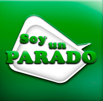 Soy un Parado. A Design, Motion Graphics, Software Development, Film, Video, TV&IT project by Ed Montells         - 11.12.2011