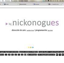 simple & clear web design.. Um projeto de Design, Publicidade e Desenvolvimento de software de carolina rivera párraga         - 12.12.2011