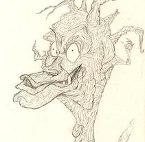 Criaturas. Un proyecto de Ilustración de Jorge Massa Saboya - 16-12-2011