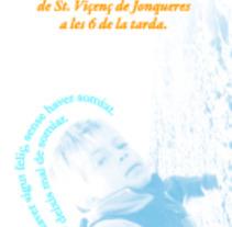 Invitación (punto de libro). Um projeto de Publicidade de LLUIS VENTURA         - 21.12.2011