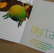 Libro tipográfico. Un proyecto de Diseño e Ilustración de Dol Buendía - 28-12-2011