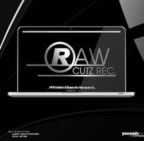 Logotipo: Raw Cutz Records. A Design project by KikeNS         - 05.01.2012