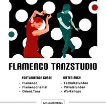 FLAMENCO TANZSTUDIO. A  project by Juan Carlos Espejo Feria - 09-01-2012