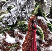 El bosque del Ángel. A Design&Illustration project by Carlos Venegas Parra         - 10.01.2012