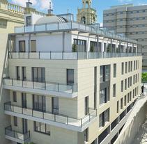 Edificio Cristo de la Sed. Un proyecto de 3D de Marcos Padilla del Valle - 11-01-2012