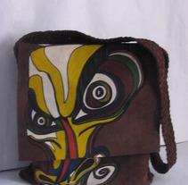 pintura sobre cuero. Um projeto de Design de paula uribe         - 13.01.2012