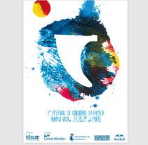 La Rosca Surf  Festival. Un proyecto de Diseño, Ilustración y Publicidad de mauro hernández álvarez - 16-01-2012