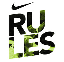 Nike Rules t-shirt. A Design project by Pablo Arenales - Jan 17 2012 02:51 PM