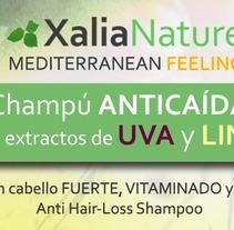 Xalia Nature . Um projeto de Design de Carlos Ponce de León         - 17.01.2012