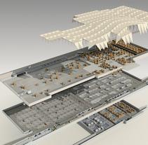 Proyectos Fin de Carrera. Um projeto de 3D de Luis Alberto Martínez Dueñas         - 18.01.2012