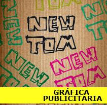 Gráfica Publicitaria. Un proyecto de Diseño, Ilustración, Publicidad y Fotografía de Eva  G. Navarro - 04-02-2012