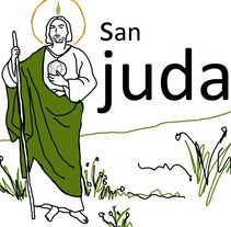 San Judas. Un proyecto de Ilustración y Motion Graphics de Alba Rincón - 28-02-2012