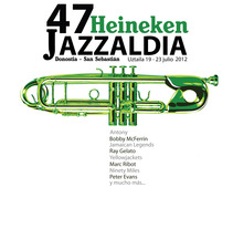 Heineken Jazzaldia. A Design, Illustration, and Advertising project by Alya Markova - 03.07.2012