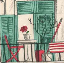 Mundos. A Design&Illustration project by Silvana Pacheco - 15-03-2012