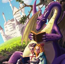 Ilustración infantil-juvenil. A Illustration project by Sergi Erra         - 19.03.2012