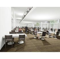 Aparthotel en Amposta. Um projeto de Design, Instalações e 3D de Andreu Cabot         - 23.03.2012