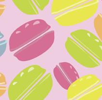 Macarons / Ilustración. A Illustration project by Pilar Santiño         - 20.04.2012