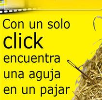Páginas amarillas. Um projeto de Publicidade de Nicolas Vial         - 21.04.2012
