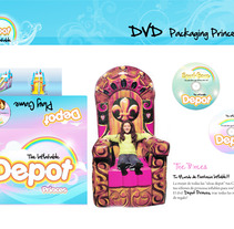 Proyecto-Depot. A Design project by Diseñadora Gráfica publicitaria         - 24.04.2012
