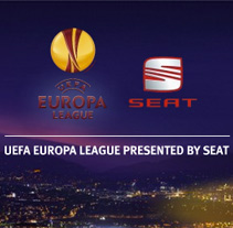 SEAT & UEFA Europa League. A Design, Advertising, Motion Graphics, Software Development, and UI / UX project by Benet Carrasco Llinares         - 20.09.2013