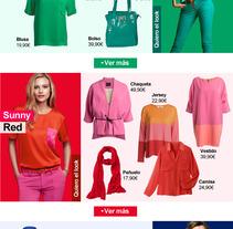 La Redoute. Um projeto de Design de Laure Chassaing - 26-04-2012
