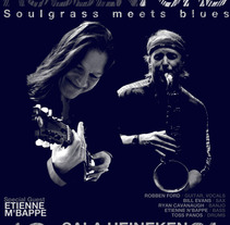 Concierto Bill Evans & Robben Ford. A Design, Music, and Audio project by Gerard Magrí         - 02.05.2012