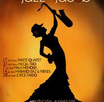 Festival de Jazz - La escalera de Jacob. A Design, Music, and Audio project by Gerard Magrí         - 02.05.2012