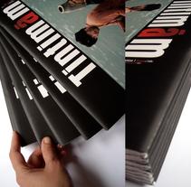 Revista Tintimám 01. A Photograph, Installations, Advertising, Design&Illustration project by Eva Miranda - May 07 2012 12:00 AM
