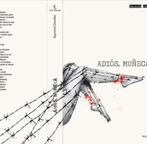 Diseño Editorial / Policial negro. Um projeto de Design e Ilustração de Hernán Bosich         - 09.05.2012