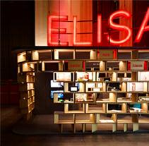 Elisava Stand 2012. Um projeto de Design e Instalações de Aranda  - 12-05-2012