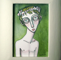 EFEBOS. A Illustration project by Antonio Azorín         - 15.05.2012