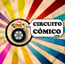 Circuito Cómico. Un proyecto de Diseño, Ilustración e Informática de Iván Peligros Blanco         - 18.05.2012