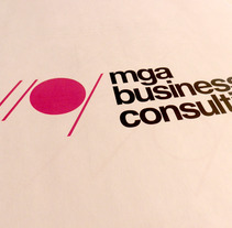 Mga Business (Rediseño). A Design project by Denis Zacaryas         - 22.05.2012