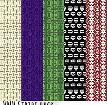 Pack 5 Stripes. A Design project by Marcos R Guevara         - 29.05.2012