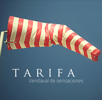 Propuesta imagen promocional Tarifa. A Design, and Advertising project by Paco Mármol - Jun 05 2012 02:11 PM