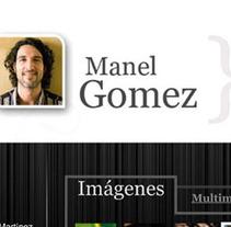 Mediaculum, portafolio multimedia. Un proyecto de Diseño, Ilustración, Fotografía y UI / UX de Daniela Nettle - 19-06-2012