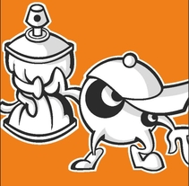 Diseño de Personajes. A Design, Illustration, Film, Video, and TV project by Juan  Ibáñez - 21-06-2012