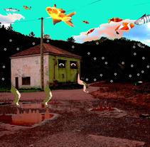 Ilustraciones. Um projeto de Design e Ilustração de Cristina Pereira         - 01.07.2012