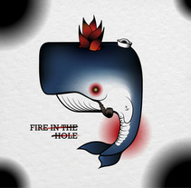 Fire in the hole. A Illustration project by Rubén Martínez González - Jul 10 2012 08:20 PM